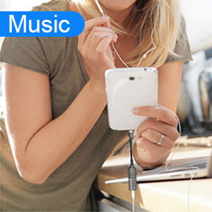 music aux to usb c