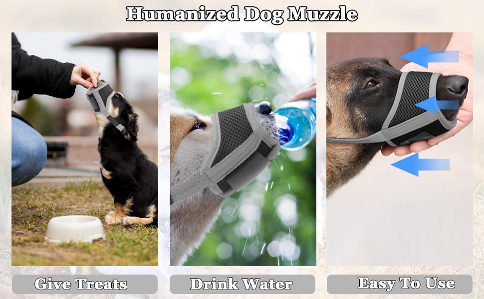 Humanized Dog Muzzle