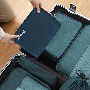Fácil de transportar en el equipaje durante un viaje o un viaje de negocios.