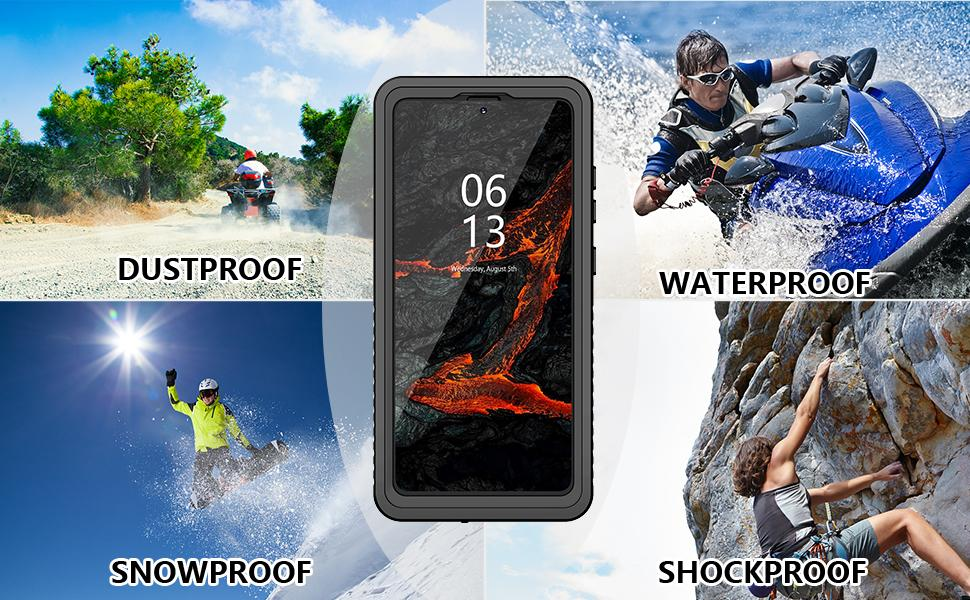 Samsung Galaxy S20 waterproof case