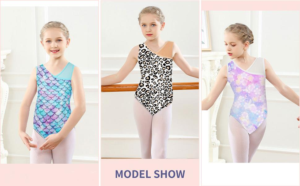 One-Piece Practice Outfit Leotard