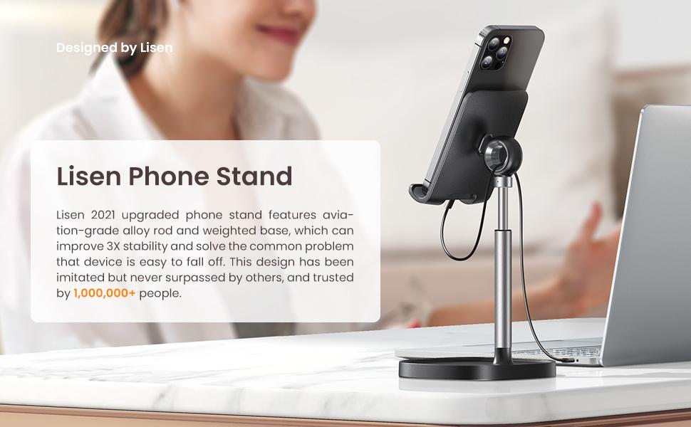 phone stand holder for desk