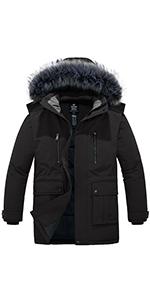 Wantdo Menamp;amp;#39;s Puffer Jacket
