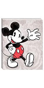 Disney Mickey Mouse canvas wall art