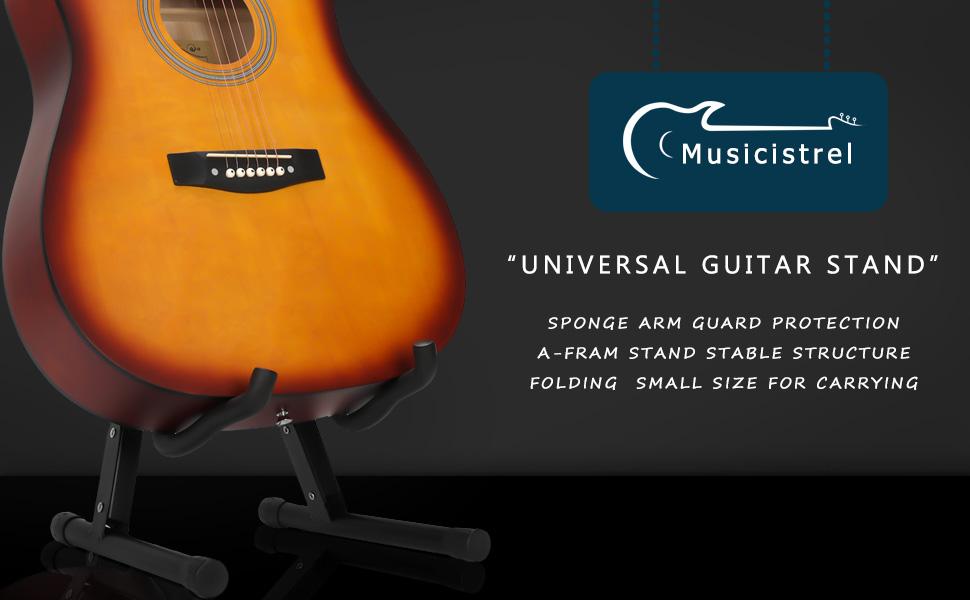 Musicistrel Universal Guitar Stand