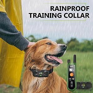 dog training collar training collar remote dog shock collar puppy training collar dog shock training