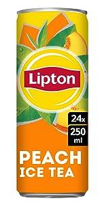 Lipton Ice Tea Peach 24 x 250 ML
