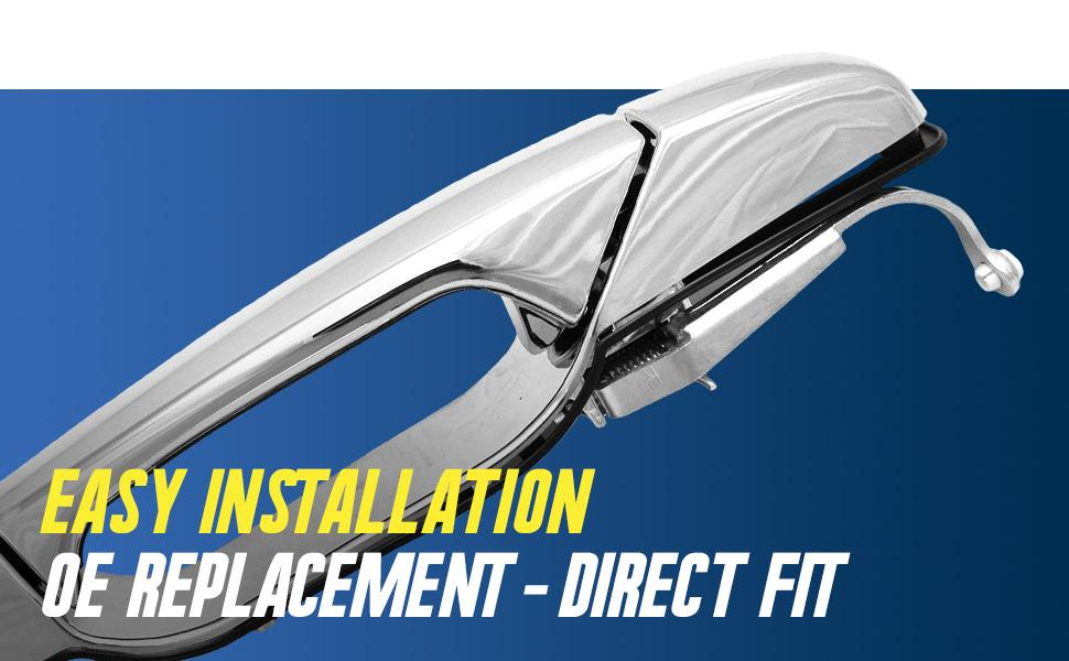 direct fit replacement
