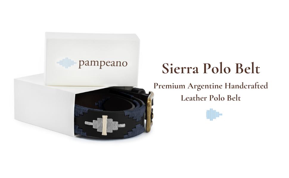Sierra Polo Belt