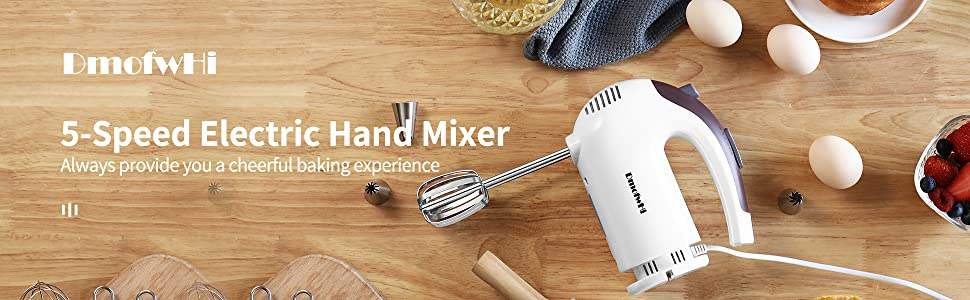 hand mixer slogan