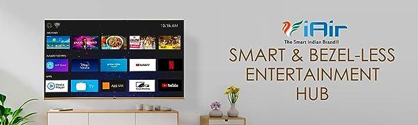 IAIR Frameless TV