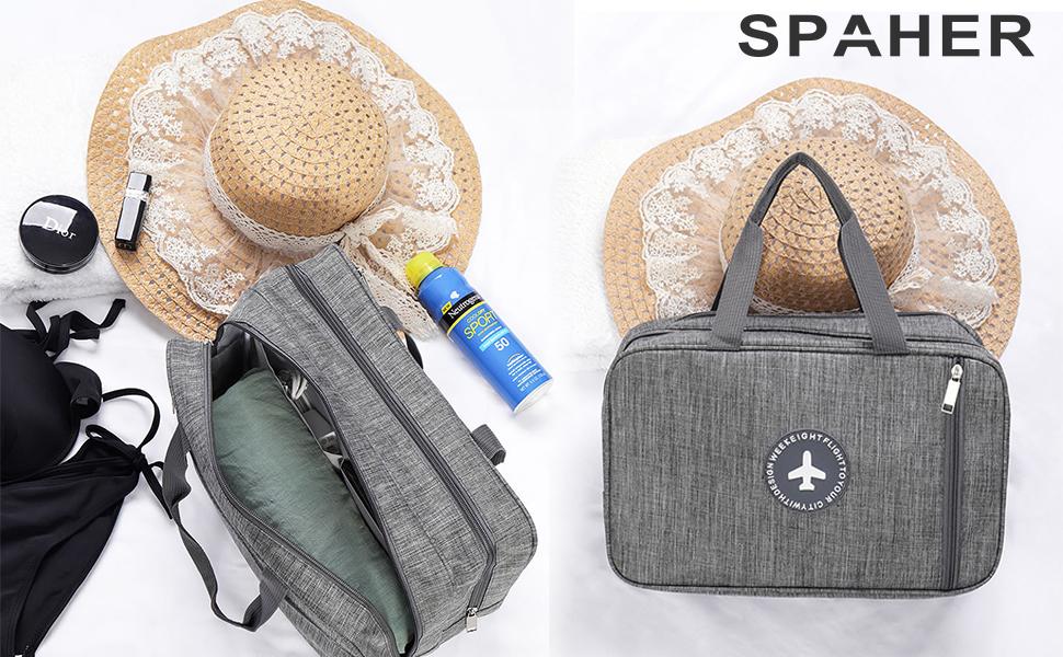 SPAHER Reise-Trainingssporttasche