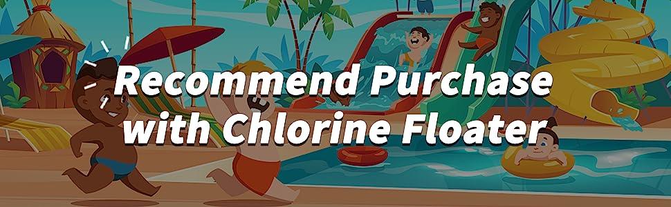 Chlorine Floater