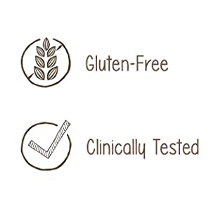 Gluten-Free, Clinically Tested
