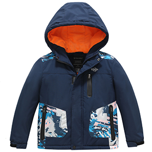 Boys waterproof ski jacket