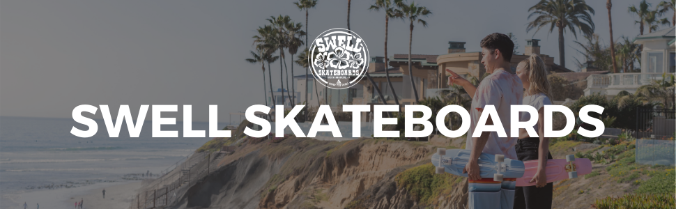 Swell Skateboards Banner