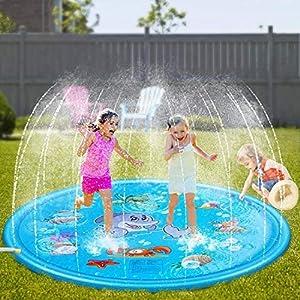 This super-large diameter 170 cm diameter is cool in the hot summerRainbow,