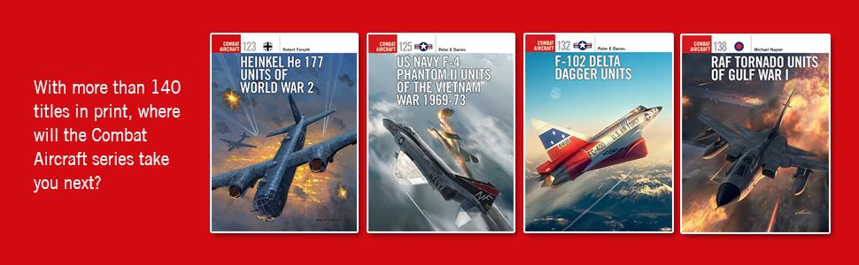 Combat Aircraft Series titles