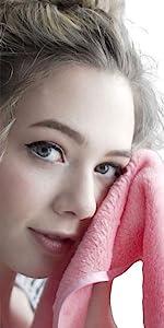 4 Pack Makeup Remover Towel