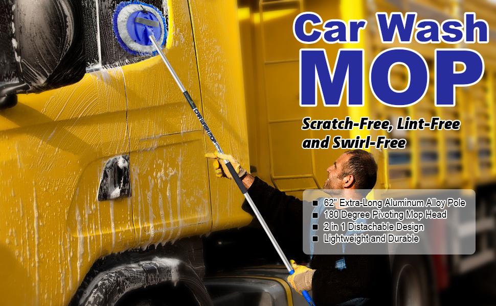 car washing mop
