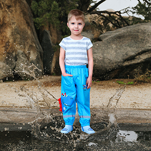 pantalon de lluvia  pantalon impermeable