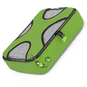water resistant packing cube