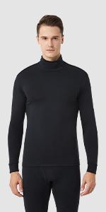 Heat Generation Thermal Underwear Top M104