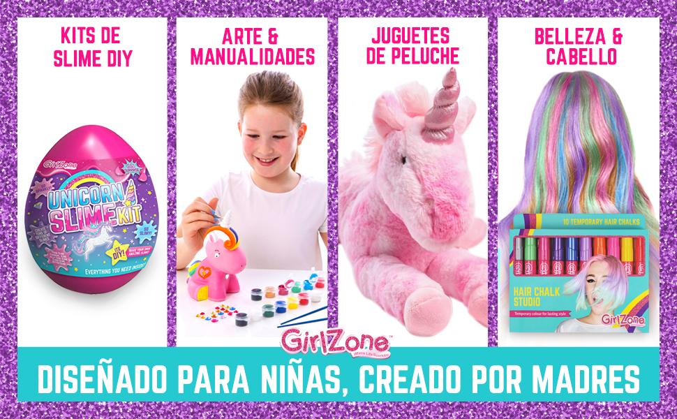 Galaxy surprise SLIME EGG set regalos niñas Kit niña infantil huevo niños manualidades unicornio