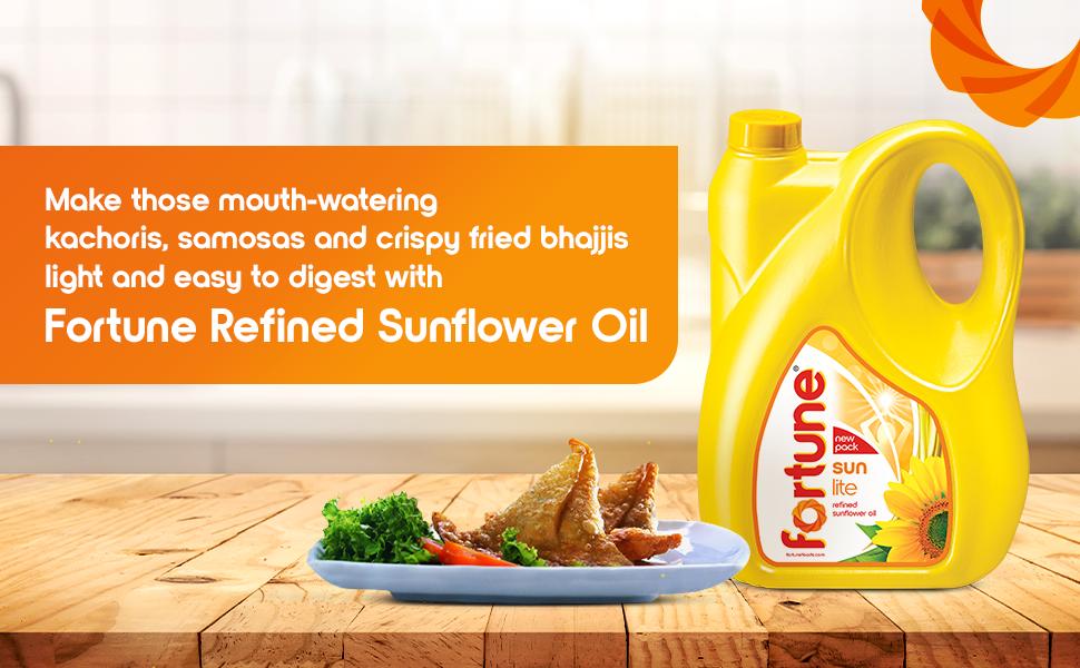 Fortune Refined Sunflower Oil 2