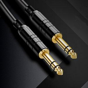 6.35mm TRS Male Cable