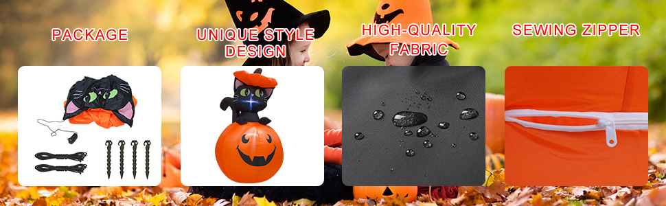 Halloween Inflatable Decorations