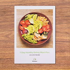 Our knife organizer comes with a recipe book that you can browse to learn more recipes to cook.