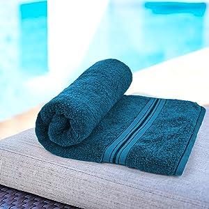 swimming pool towel