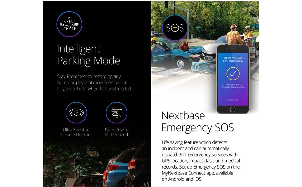Intelligent Parking Mode