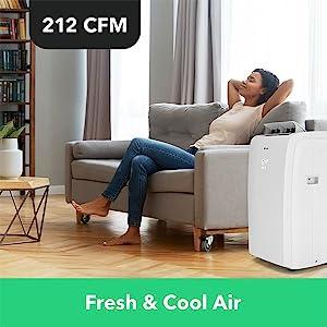 Fresh & Cool AIr
