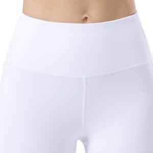 white mesh leggings
