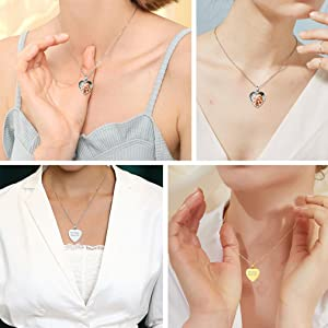 cremation jewelry for ashes for women
