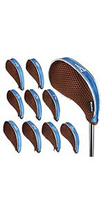Golf Iron Head Covers