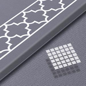 non slip memory foam kitchen rug