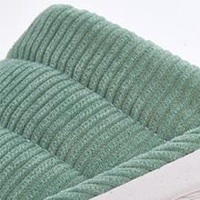 COZY MEMORY quality corduroy fabric slippers for couples