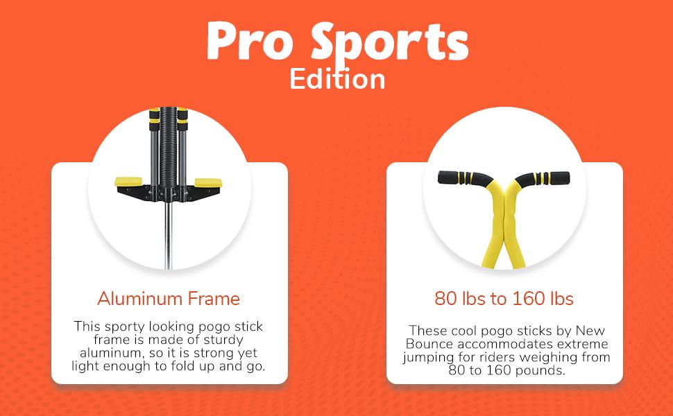 pogo sticks pro sport