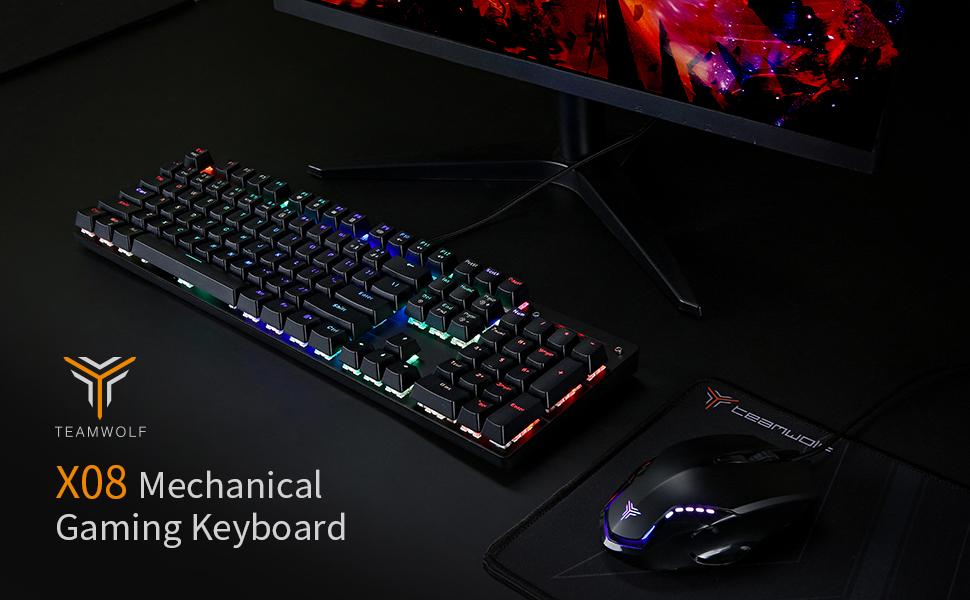 X08 desktop