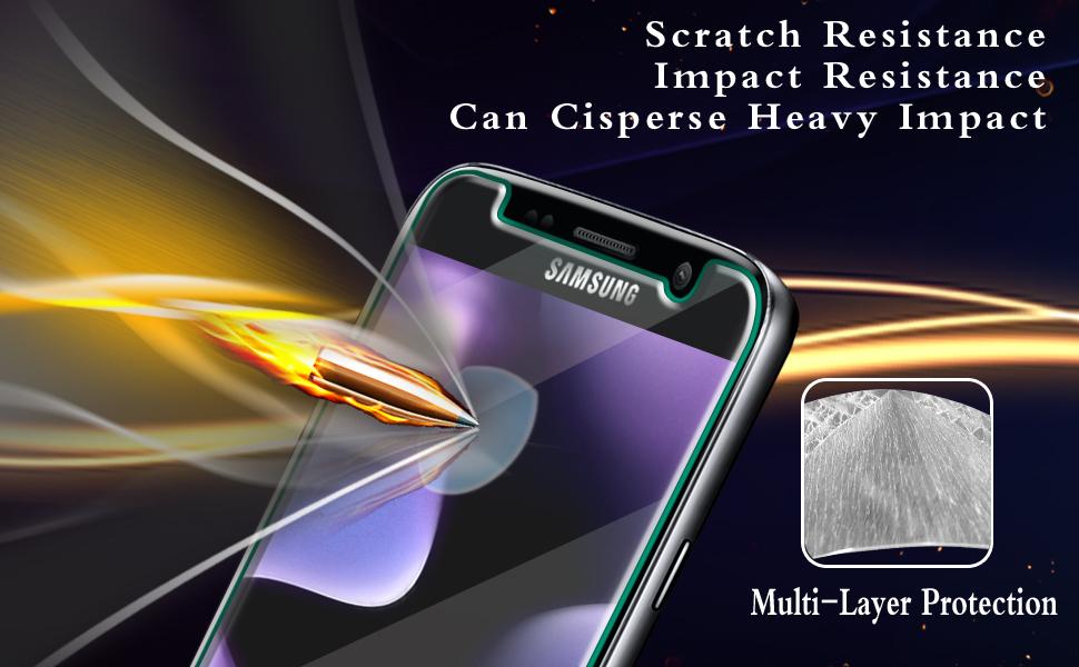 Samsung Galaxy S7 screen cover, Galaxy S7 screen saver