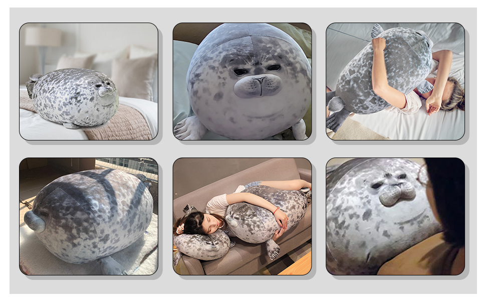 Stuffed Plush Animal Toy Cute Ocean Pillows Gift