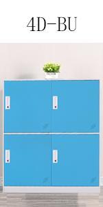 lockers for storage