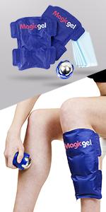 Shin Splint Relief Ice Packs for Shin Splints