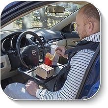 EcoNour Steering Wheel Desk Tray Portable Wheelmate food tray