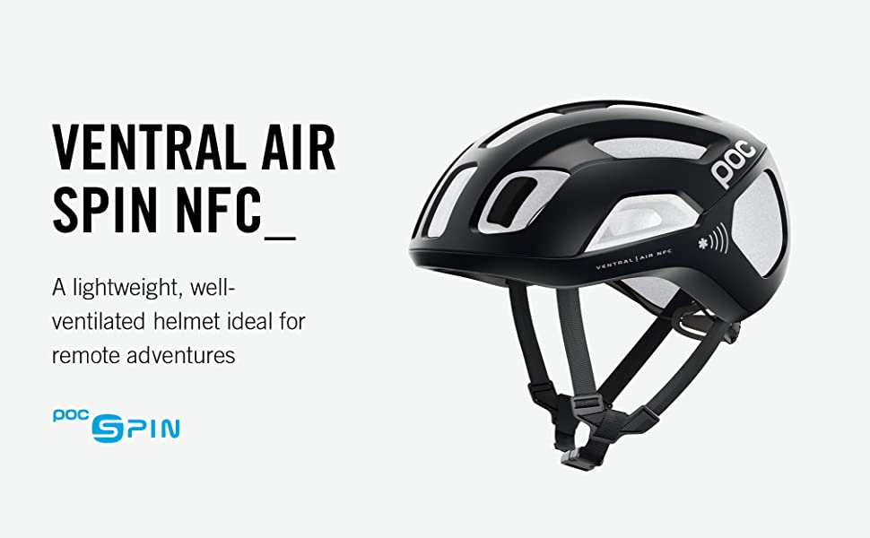 Ventral Air SPIN NFC A lightweight, well-ventilated helmet ideal for remote adventures