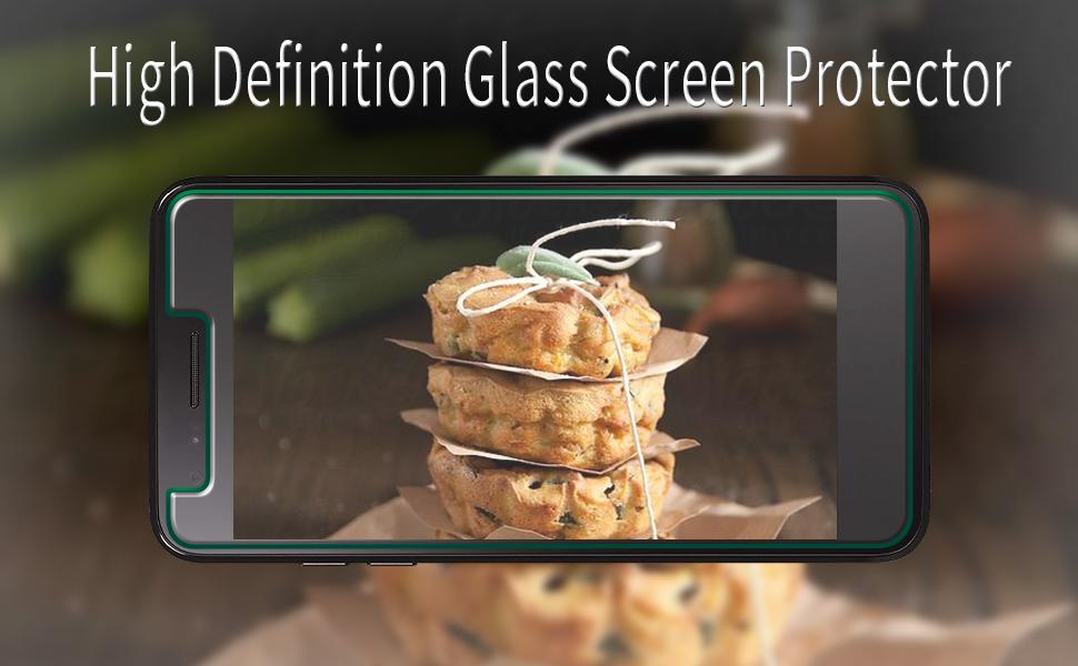 LG Rebel 4 LTE, Lml212vl Glass Protector