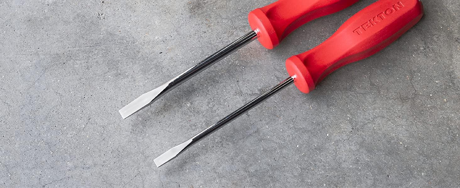 Tekton screwdrivers